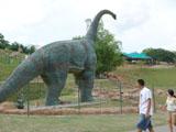 Dinosaur Invades