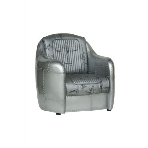 YD-067 SILVER CHAIR