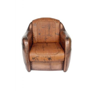 YD-067 BRONZE CHAIR