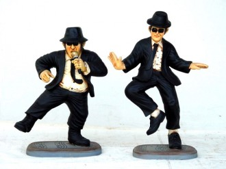 DANCING BROTHERS (SET OF 2 PIECES) 1