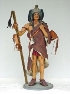 INDIAN MEDICINE MAN 1