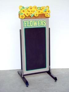 SWING PLATE FLOWER 1