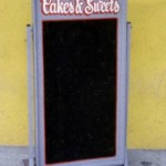 SWING PLATE SWEET & CAKES 1