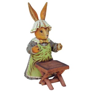 RABBIT WITH TABLE 1