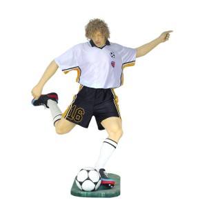 SOCCER PLAYER ACTION 1