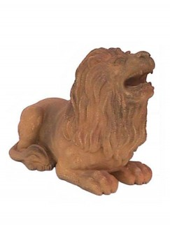 LION LYING 1