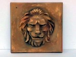 LION WALL DÉCOR 1