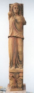 ROMAN COLUMN FEMALE 1