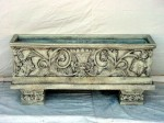VENETIAN TROUGH WHITE 1
