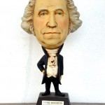 FIRST PRESIDENT  (GEORGE WASHINGTON) 1