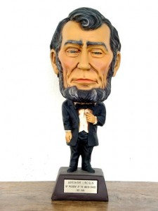 16TH PRESIDENT ( ABRAHAM LINCOLN) 1