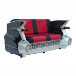 C-CAR SOFA (Black) 1