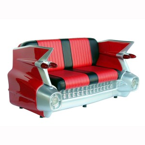 C-CAR SOFA (Red) 1