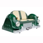 M-CAR SOFA (Green) 1