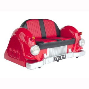 M-CAR SOFA (Red) 1