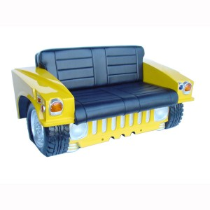HV-CAR SOFA (Yellow) 1