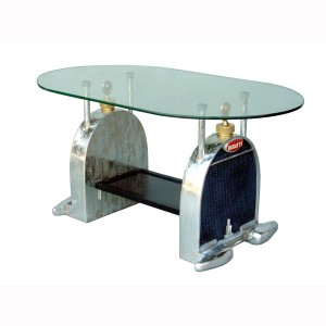 B-CAR  CENTER TABLE (including glass) 1