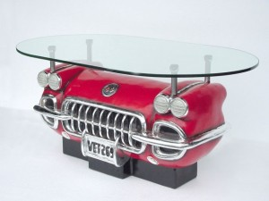 CV-CAR CENTER TABLE (including glass) 1
