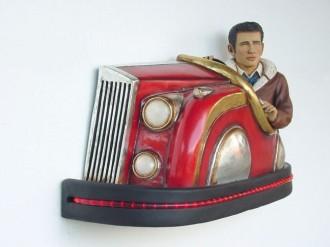 BUMP CAR WITH ACTOR 1