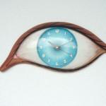 EYE CLOCK 1