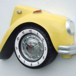V-CAR  CLOCK 1