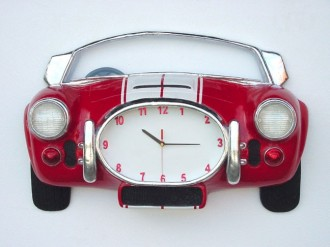 CB-CAR  CLOCK 1