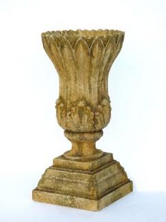 JAR WINSLOW STONE FINISH YELLOW (Small) 1