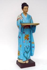 JAPANESE WAITRESS 1
