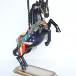 HORSE PRANCING 1