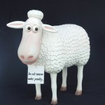 FUNNY SHEEP 1