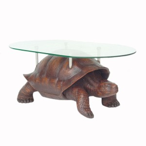 TURTLE CENTER TABLE (excluding glass) 1