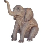 ELEPHANT SITTING 1