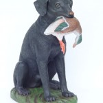 HUNTING DOG (BLACK) 1
