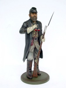 CONFEDERATE SOLDIER 1