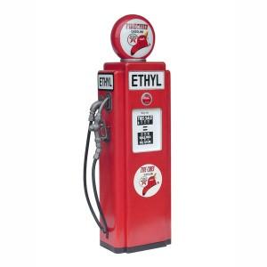 GAS PUMP CABINET (Red) 1