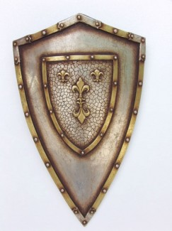 SHIELD FRENCH LILY 1