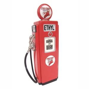 GAS PUMP CABINET (Red) - Mini 1