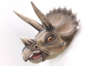 TRICERATOPS HEAD 1