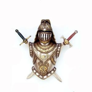 16th CENTURY ARMOR WITH SWORD WALL DÉCOR 1