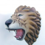 LION HEAD (NEW) 1