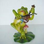 FUNNY FROG BAND (Violin) 1