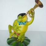 FUNNY FROG BAND (Trumpet) 1