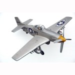 MUSTANG MODEL AIRPLANE (Small) 1