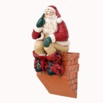 SANTA CLAUS AT REST 1