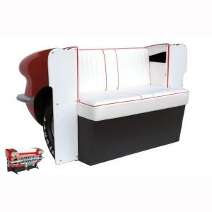 CV-CAR SOFA (Red) 1