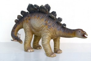 STEGOSAURUS 2 ft HEIGHT 1
