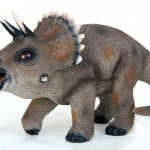 TRICERATOPS 1 ft HEIGHT 1