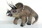 TRICERATOPS 3 ft HEIGHT 1