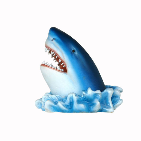 Cartoon Shark Head Lol roflcom