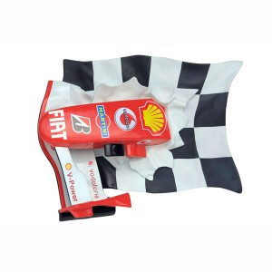 FRR F1 NOSE CONE ON RACE FLAG 1